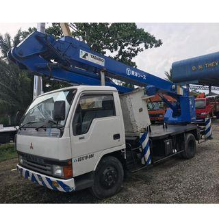 Rebuild Skylift 18.5 Meter (last unit)