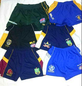 RUGBY SHORTS Mixed size