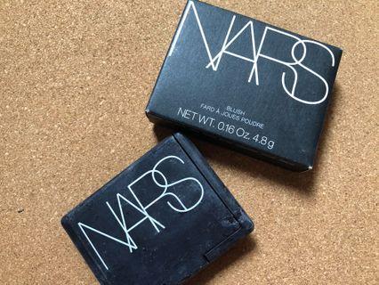 🚚 專櫃購入 NARS 炫色腮紅 Deep Throat深喉嚨 4.8g