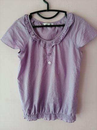 🚚 Lilac Top