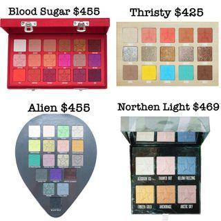預購Jeffree Star Cosmetics 眼影盤陰影盤