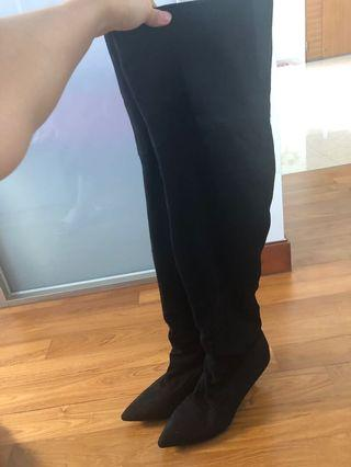Black Boots Forever21