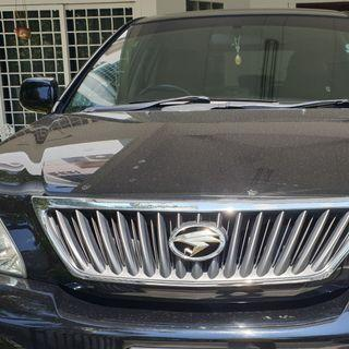 Toyota Harrier 2.4 G Auto