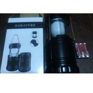 LED露營手電筒