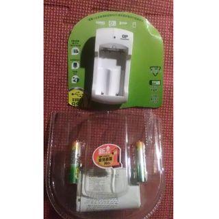 USB電池充電器
