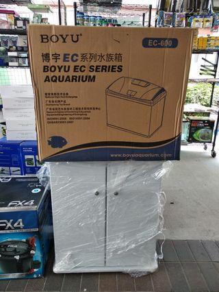 Boyu 60cm All in 1 TANK with Cabinet
