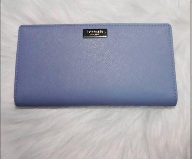 Baby Blue Kate Spade Wallet