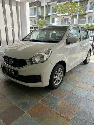 2016 MYvi 1.3 Low Mileage!