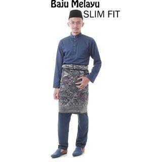 Baju Melayu SlimFit & Baju Melayu Tradisional