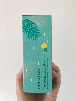 Innisfree Green Tea Seed Serum (160ml) limited edition