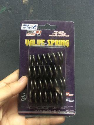 Uma Racing Valve Spring LC135