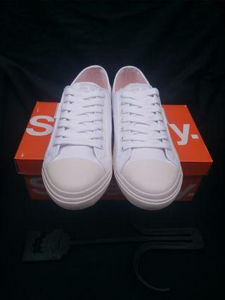 SUPERDRY LOW SNEAKERS WHITE