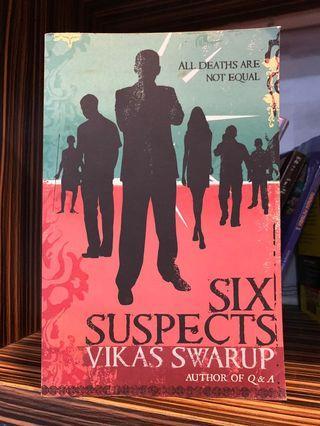 Six Suspects English Novel