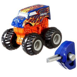 Monster Jam Trucks Mini Series 1 (Dairy Delivery)