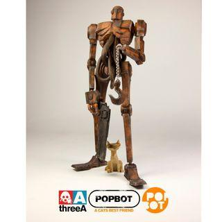Threea Popbot (without Kitty) 1/6  pls read decription