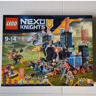 LEGO® Nexo Knights THE FORTREX 70317 building block toy