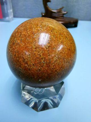 Rare! Rhodochrosite Crystal Ball! Love Quartz 💐💕