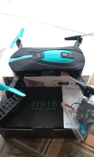 Drone pocket