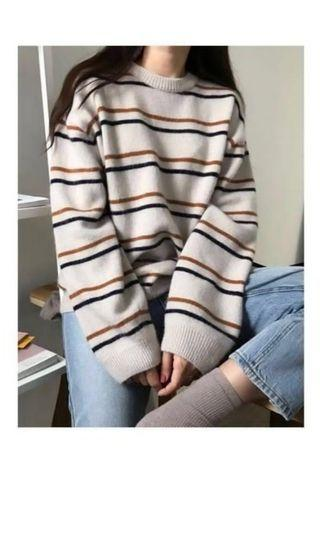 looking for: striped Pullover