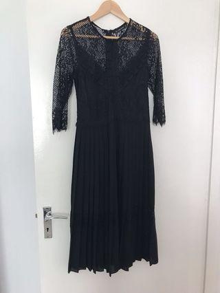 Zara Evening Dress *NEVER WORN*