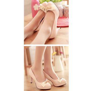 Cream Coloured Heels