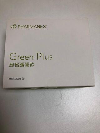 綠茶纖腸飲