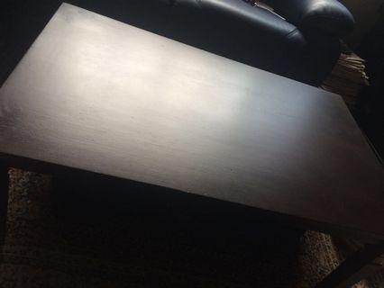 Coffee table, wood