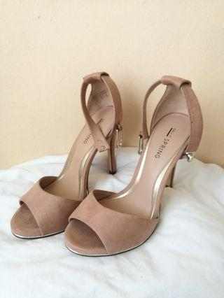 #GayaRaya Nude Color Heels - Call it Spring