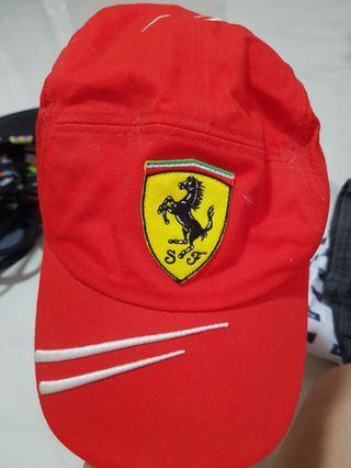 🚚 Ferrari Cap