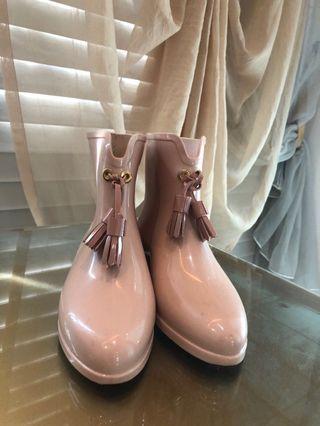 Melissa x Vivienne Westwood limited edition boots