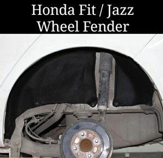 Honda Fit Wheel Fender / Jazz Wheel insulation Rear