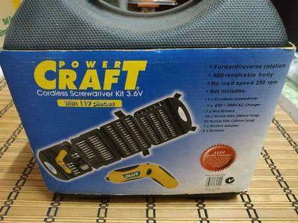 119 pieces power screwdriver bits