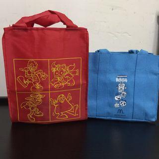 McDonald's手提袋2個