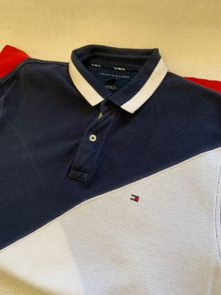 b02c8a20 tommy hilfiger polo shirt | Men's Fashion | Carousell Philippines