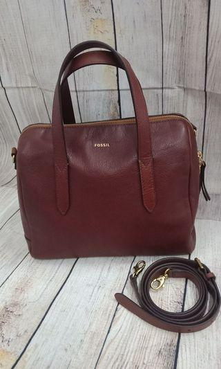 Fossil SS brown