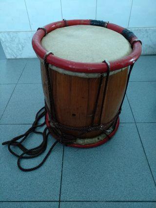 Dominican drum