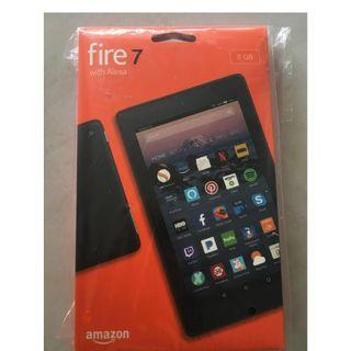 """[BNIB] All-New Fire Tablet with Alexa, 7"""" c/w Special Offers"""