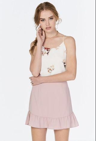 TCL Kathryn Skirt in Dusty Pink
