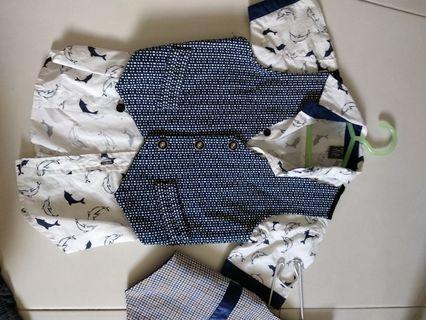 Boys clothes 3-5yo