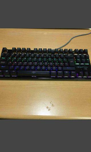 🚚 青軸機械鍵盤