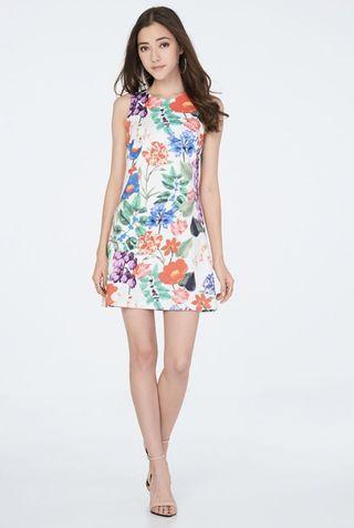 TCL Clarra Floral Dress