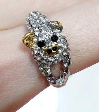 12 zodiac ring