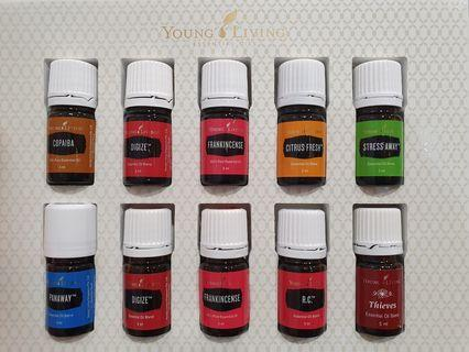 Authentic Young Living 5ml EOs