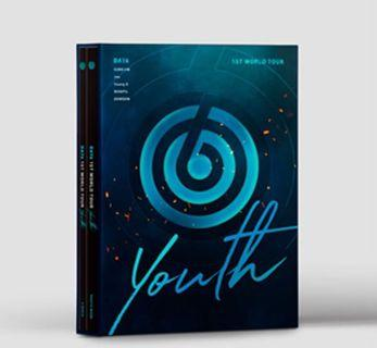 [EMS PO] Day6 - 1st World Tour YOUTH DVD