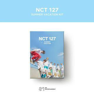 [EMS PO] NCT 127 - 2019 Summer Vacation Kit