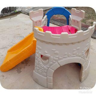 FREE POST Little Tikes Castle Climber