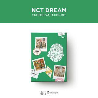 [EMS PO] NCT DREAM - 2019 Summer Vacation Kit