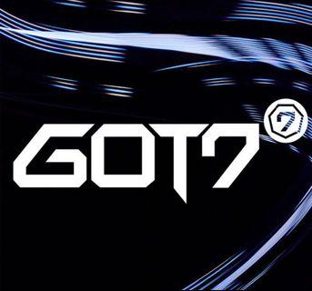 [EMS PO] GOT7 Album - Spinning Top