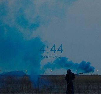 [EMS PO] Park Bom Repackage Album - Blue Rose