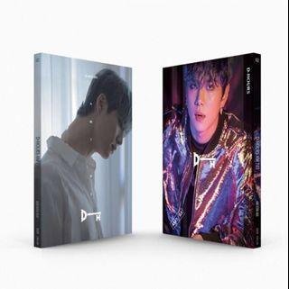 [PO] JBJ Kim Dong Han Mini Album Vol. 3 - D-HOURS AM 7.03